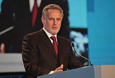 Фирташ Дмитрий - Украина обладает уникальным инвестиционным потенциалом Фирташ